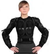 Женская мото-черепаха мультифункциональная. Съёмные защитные элементы.