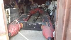 Надувная лодка под мотор