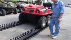 Вездеход-амфибия Wild Panther 8x8