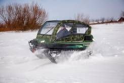 Снегоболотоход Тингер