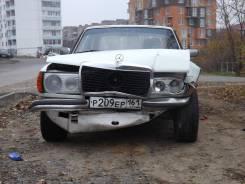 Mercedes-Benz E-Class, 1978