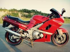 Kawasaki ZZR, 1995