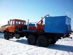УНБ1-125х320У (ЦА-320) на шасси Урал-4320-1951-44, 2006 г. в.
