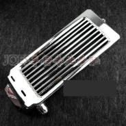 Решетка радиатора (хром) на Honda VT750