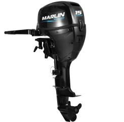 Мотор Marlin MF 15 AWHS(4х тактный)(2 года гарантии)