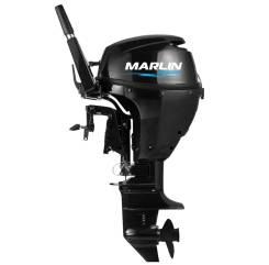 Мотор  Marlin MF 9.9 HP(4х тактный)(2 года гарантии)