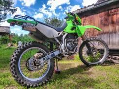 Kawasaki KLX 250, 1996