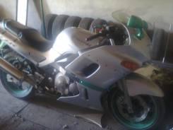 Продам мотоцикл kawasaki zzr400