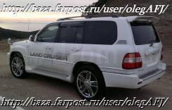 Спойлер для Lexus LX470 / Cygnus / LAND Cruiser 100 / 101