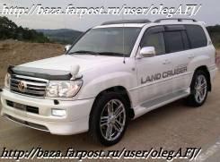 Губа передняя для LAND Cruiser 100 / Lexus LX470 / TLC Cygnus