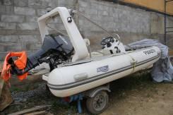 Лодка  Achilles RIB 500AC  2013 г. в.