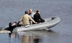 Лодка RIB Winboat 375 Luxe