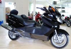 Suzuki Skywave 650, 2005