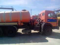 Продажа с эксплуатации машина вакуумная КО-505А шасси Камаз 53215