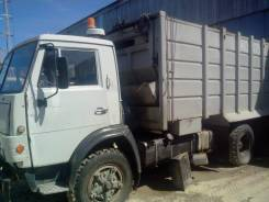 Продажа с эксплуатации мусоровоз КО-415А шасси Камаз 53215