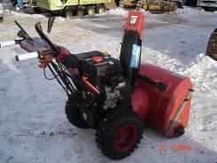 Продается снегоуборочная машина  колесная Gardenpro