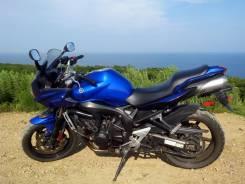 Yamaha FZ6-S, 2007