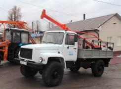 Бурильно-крановая машина БКМ-317-01
