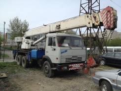 Камаз Челябинец КС-45721, 2004