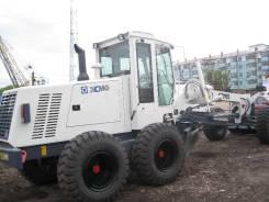 Автогрейдер XCMG G215E