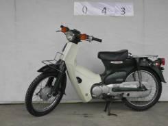 Honda super, 2002