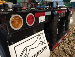 Cheetah Chassis 20-40 Heavy Duty Tri-Axle, 2014