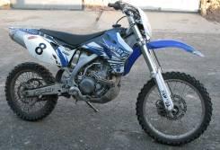 Yamaha WR 200F, 2007