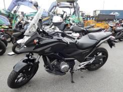 Honda NC 700X ABS, 2012