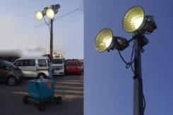 Автономное освещение для ночных работ