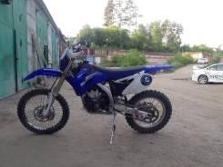 Yamaha WR 250, 2008