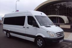 Микроавтобус Мерседес Спринтер на заказ в Томске