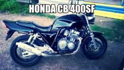 Honda CB 400SF, 1993