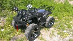 Honda Black Grizzly 250 cc, 2014