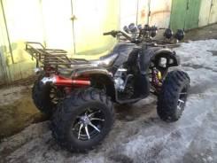 Квадроцикл Honda Black Grizzly 250 cc, 2014