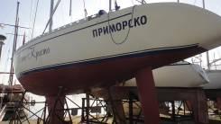 Парусная яхта Dromor Apollo 12 PLUS