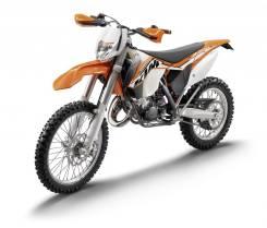 KTM 125 EXC, 2014