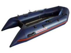 Продам надувную лодку Nissan Maran