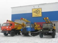 Буровая установка УРБ-2А-2(Д) в Красноярске