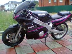 Yamaha FZR 600, 1991