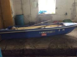 Продам японскую пластиковую лодку