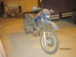 Yamaha XT 400, 1993