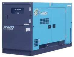Дизельные электростанции от 8.4 кВт до 100 кВт. Япония. Новые и Б/У.