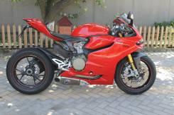 Ducati Superbike 1199 Panigale S, 2013