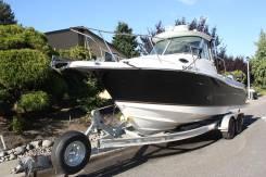 Профессиональный рыболовный катер SeaSwirl Striper 26
