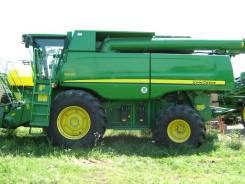 John Deere S690, 2011