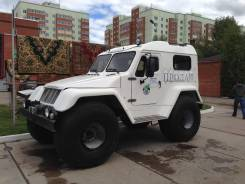 Продам Вездеходное транспортное средство Трэкол-39445Д