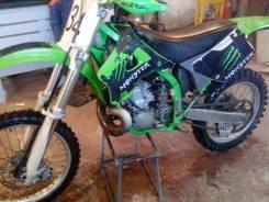 Kawasaki KX 250, 2001