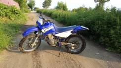 Yamaha TT-R 225, 2004