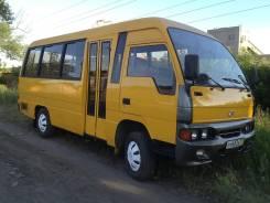Hyundai Chorus, 1996
