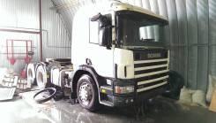 Продам седельный тягач Scania, на запчасти. Продано.
